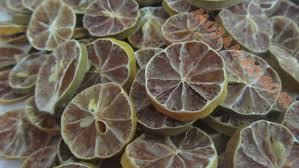 لیمو خشک
